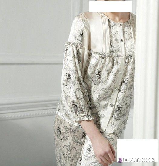 صور قمصان نوم جديدة قمصان نوم روعه قمصان نوم للعرايس 2013 بيجامات نوم
