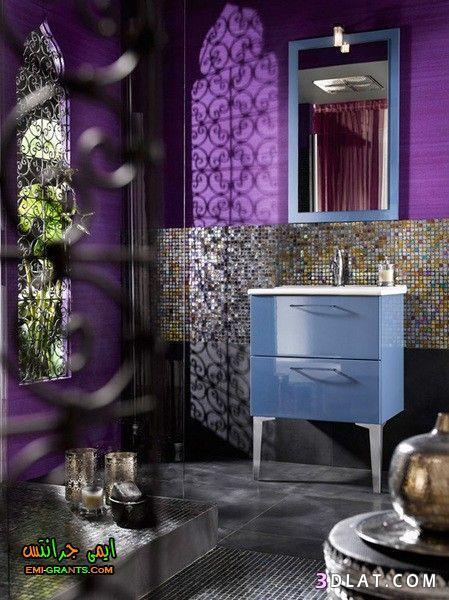 حمامات استحمام حمامات راقيه ديكورات حمامات 13494562021.jpg