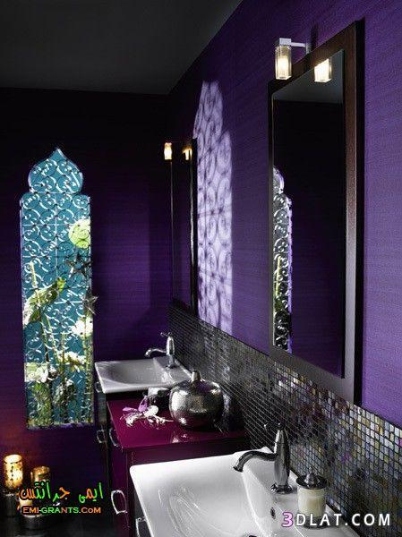 حمامات استحمام حمامات راقيه ديكورات حمامات 13494562022.jpg