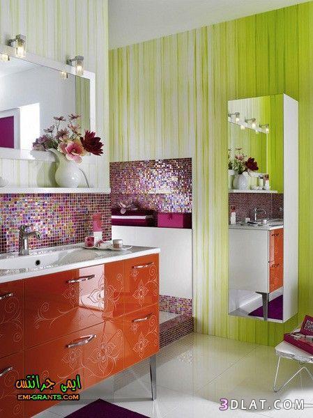 حمامات استحمام حمامات راقيه ديكورات حمامات 13494562024.jpg