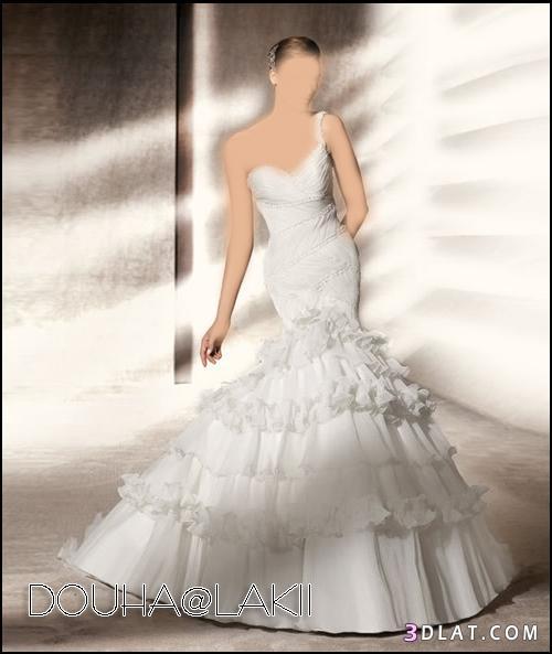 فساتين زفاف تحفه,فساتين افراح روعه,فساتين للزفاف راقيه,فساتين زفاف