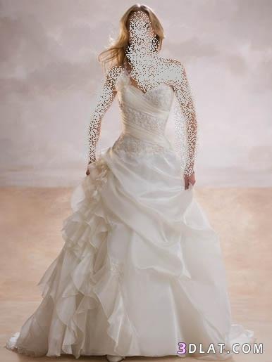فساتين زفاف جديدة بتصميمات رائعه 2021 فساتين زواج جديدة 2021 فساتين فر