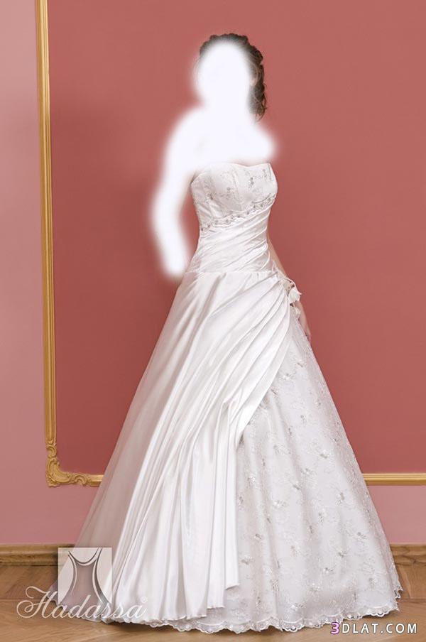 من اروع فساتين الزفاف