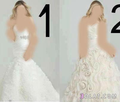 ارقي فساتين الزفاف