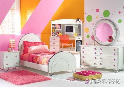 صور غرف نوم أطفال جميلة   ♥قلبي يسجد لله♥
