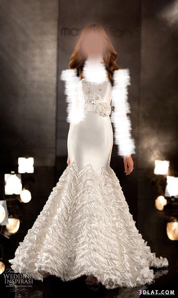 فساتين زفاف جديده 2021،فساتين زفاف متالقه،تصميمات عصريه لفساتين الزفاف،فساتين فر