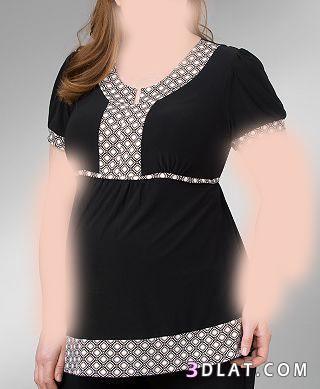 أزياء, الحوامل.قمصان, حوامل.ازياء, للحوامل, للممتلئات, واسعه