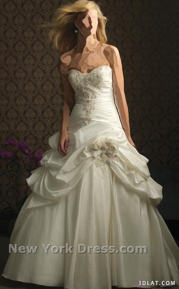فستان فرحك محيرك تعالي و اختاري