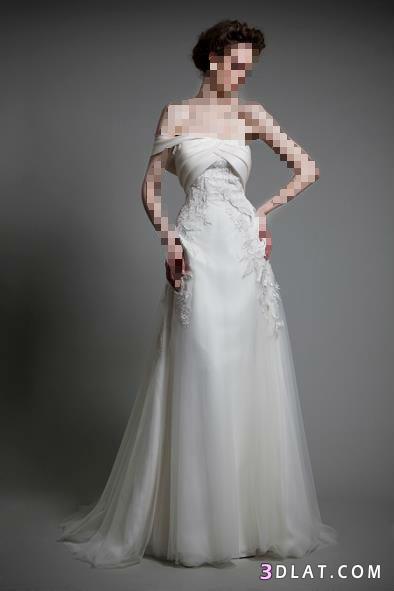 فساتين زفاف المصمم اللبناني طوني ورد
