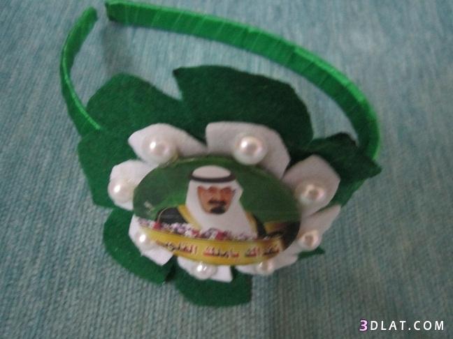 اطواق شعر السعوديه شغل يدوي
