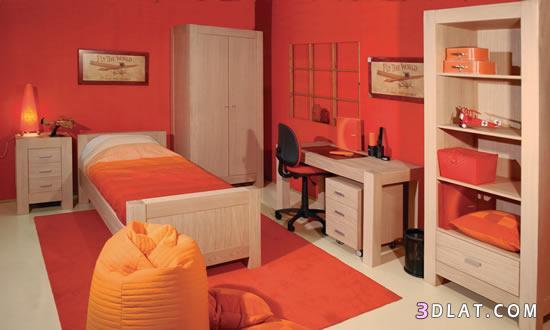 غرف نوم للبالغين.غرف نوم مفرده.غرف نوم للشباب والشابات   ريموووو