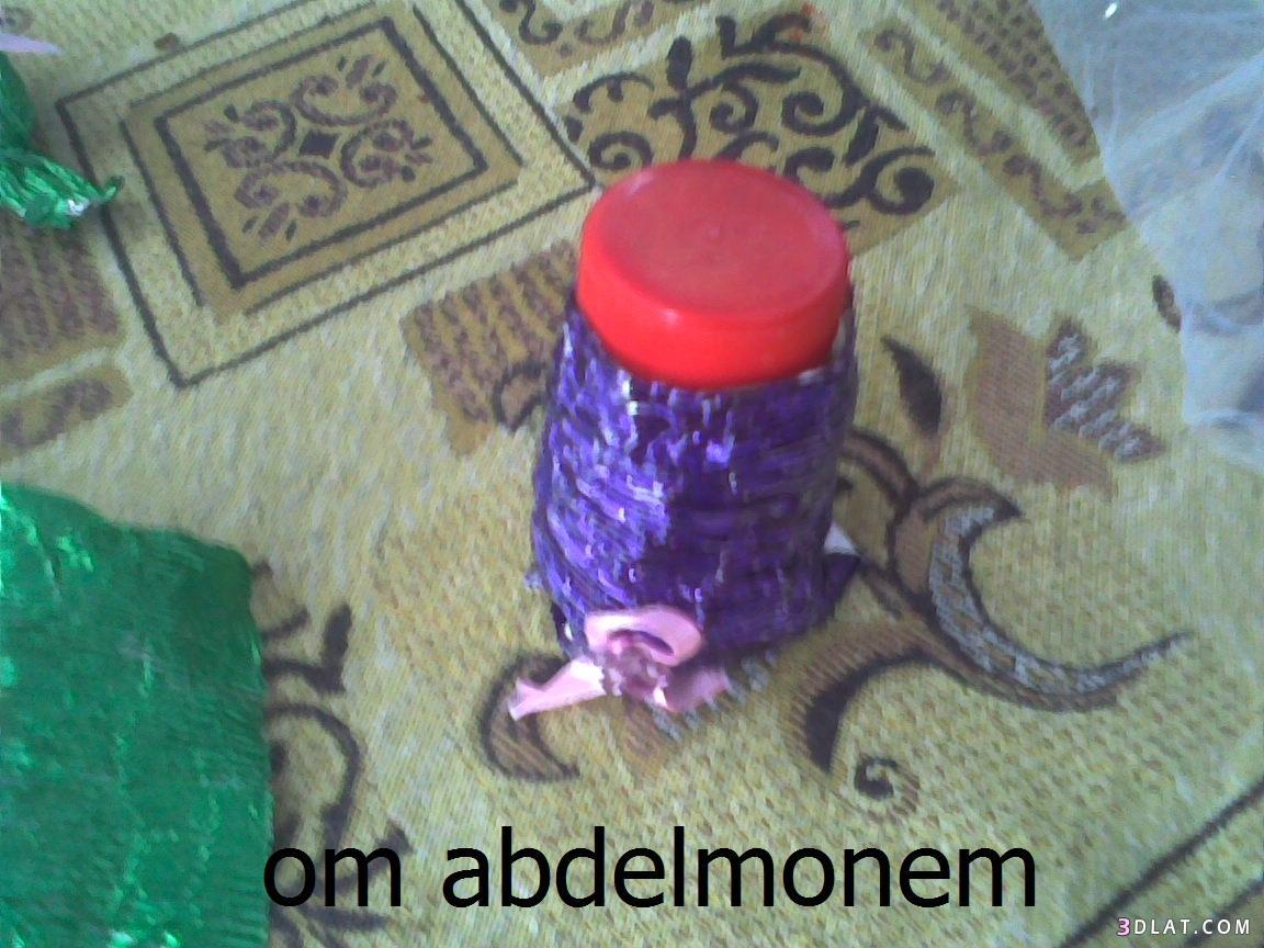 ورق الشيكولاته اوعى ترررررررررميه شوفي عملت بيه ايه !!!!