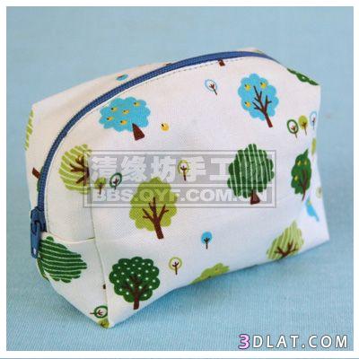 اصنعي حقيبة صغيرة لمكياجك بنفسك