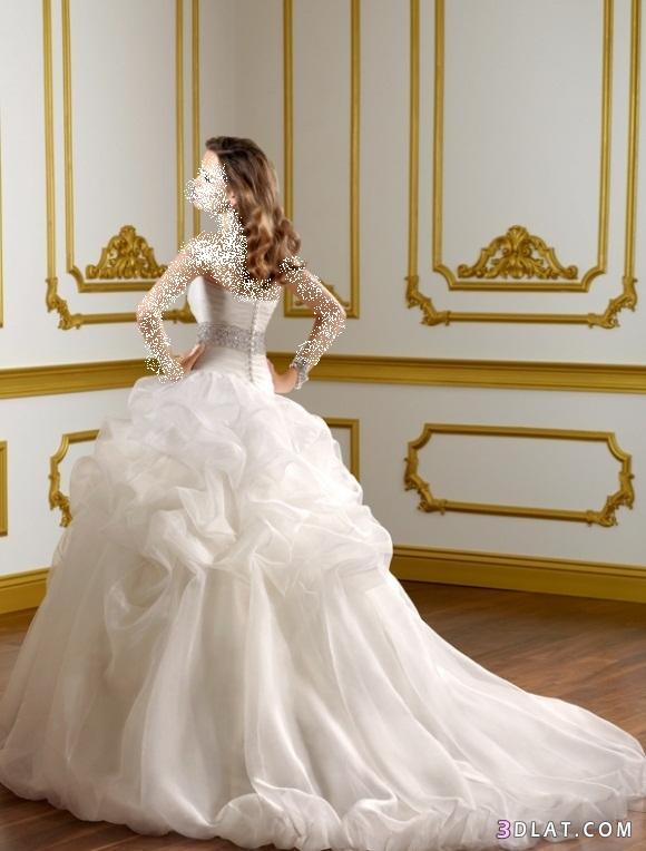 فساتين زفاف واو