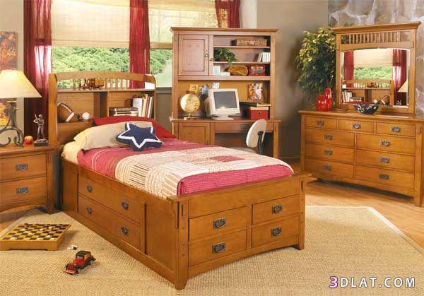 صور غرف نوم اطفال   لافالانتينا