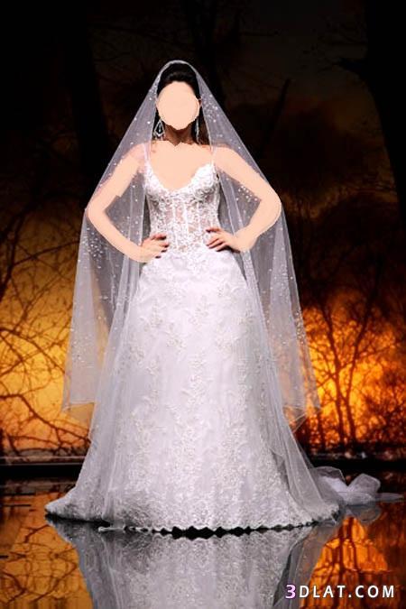فساتين زفاف ولا احلي لاحلي عروسة 2021