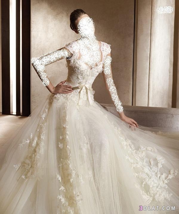 فساتين زفاف راقية 2021 **********