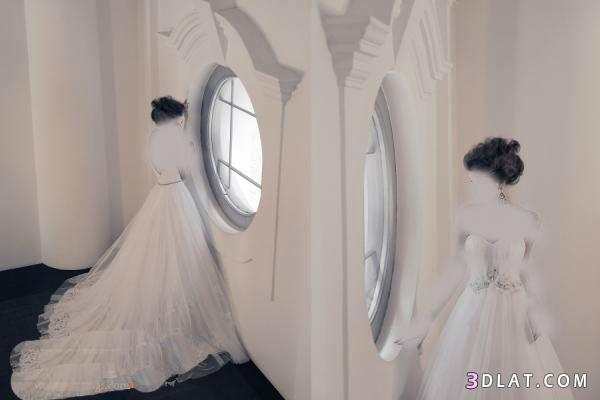 فساتين زفاف جميلة فساتين افراح رقيقة