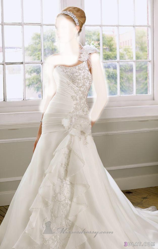 فساتين زفاف رائعه 2021.فساتين فرح مميزه 2021.فساتين اعراس
