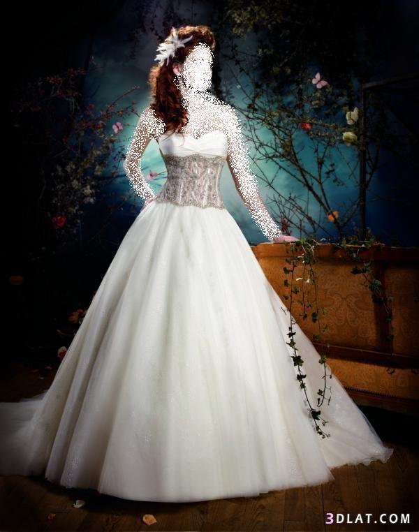 فساتين زفاف أخر شياكة