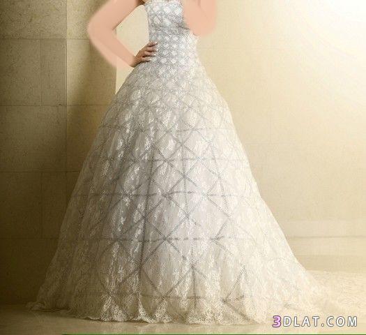 فساتين زفاف رائعه 2021.فساتين زفاف جديده مميزه
