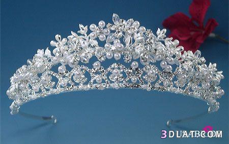 أجمل تيجان لعروس 2018-2019 | Bridal Tiaras and Crowns