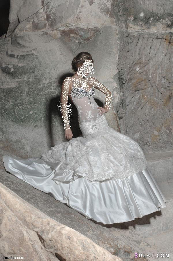 فساتين زفاف انيقة صور فساتين زفاف انيقة