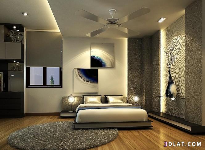 ديكورات غرف النوم ، اجدد صور واجمل غرف النوم 2014