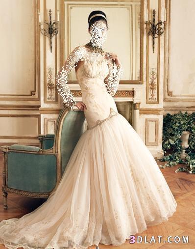 فساتين زفاف للعروسة