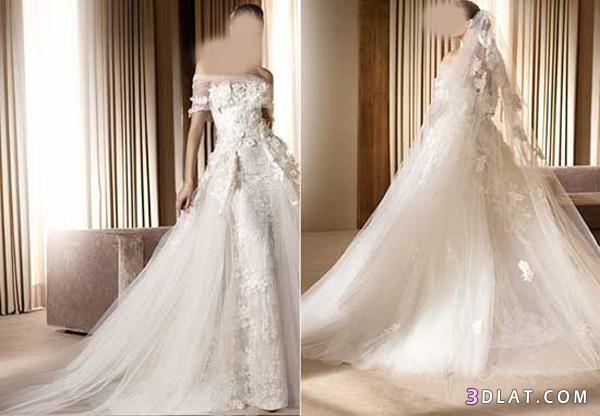 فساتين زفاف.فساتين فرح 2021.فساتين زفاف انيقه