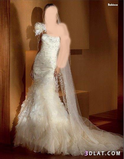 اجمل فساتين الزفاف.فساتين زفاف رائعه.فساتين زفاف مميزه.فساتين زفاف جدي