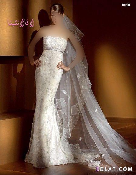 فساتين زفاف 2021 صور فساتين للزفاف فساتين عرائس