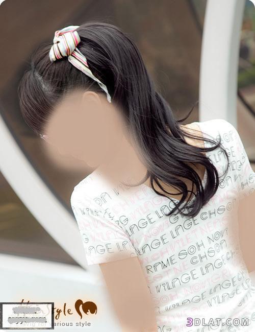 تسريحات شعر بسيطه للشعر الطويل.تسريحات للشعر الطويل انيقه 13590514388.jpg