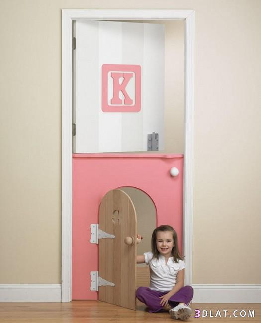 أفكار لتزيين أبواب غرف الأطفال   توتى 1