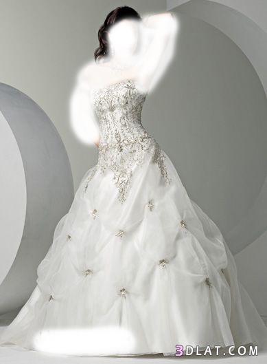 فساتين فرح.فساتين زفاف 2021 متألقه.فساتين جديده للفرح