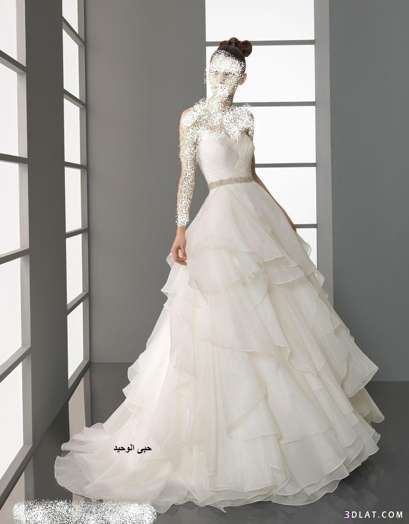 فساتين زفاف واوووووو الجزء الثانى