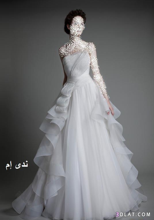 فساتين زفاف ، فساتين زفاف2019 ، فساتين زفاف تونى ورد ربيع 2021