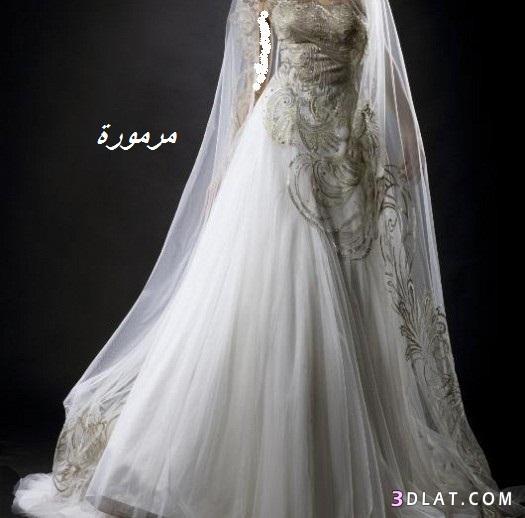 اخر صيحات فساتين الزفاف لعام 2021 للمصممه اللبنانيه مارلين ناشف