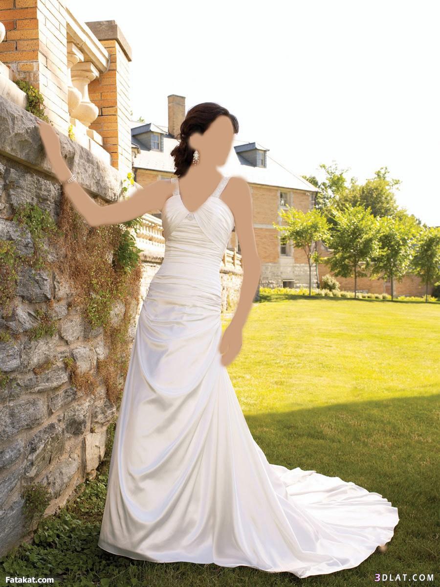 فساتين زفاف للعروسة فساتين مميزة وعصرية احلى واجمل فساتين الزفاف للعرائس
