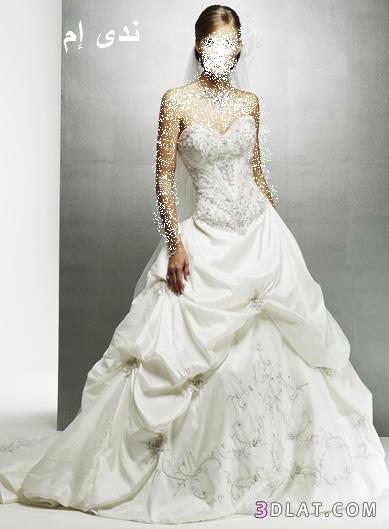 فساتين زفاف رووعة ، فساتين زفاف واو ، فساتين زفاف