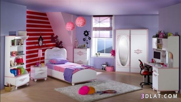 : ديكور غرفة نوم شبابيه : ديكور