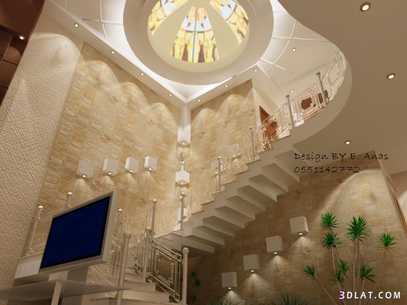 صور تصميم اسقف جبس