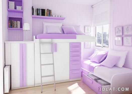 غرف نوم للفتيات بالصور غرف نوم للمراهقات جميله صور ديكور غرف نوم