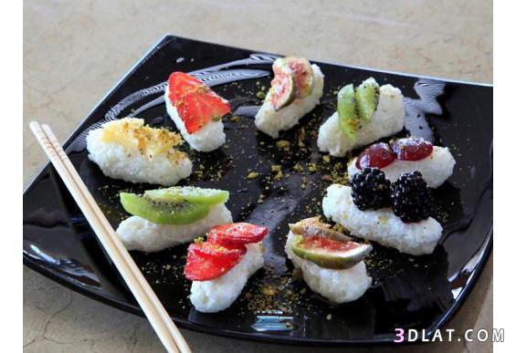 """فاكهة """"السوشي"""" مفاجأة مائدتكِ! 13604161511.jpg"""