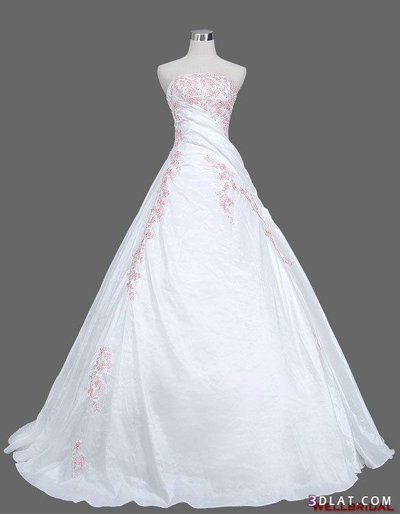 فساتين عرائس ، فساتين أفراح جميلة ، فساتين زفاف ولا أجمل