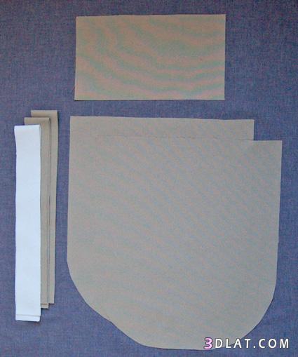 طريقه عمل شنطة من الجلد,أعمال يدوية بسيطة,خطوات عمل شنطة يد رقيقة