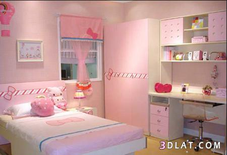 غرف نوم للبنات صور غرف نوم للبنات ديكورات غرف نوم بنات بالصور بينك