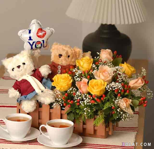 رومانسية بوكيهات دباديب شموع 13606042201.jpg