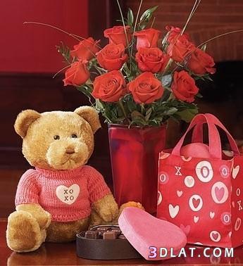 رومانسية بوكيهات دباديب شموع 136060422110.jpg
