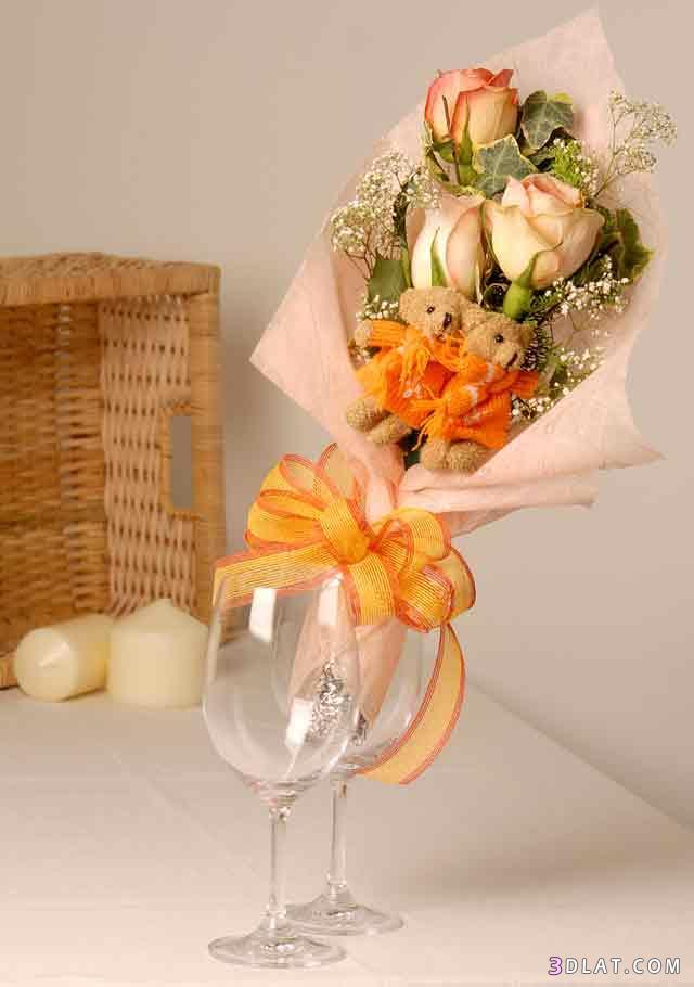 رومانسية بوكيهات دباديب شموع 13606042216.jpg